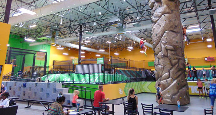 Rockin' Jump trampoline park owners sought out kid-friendly venture