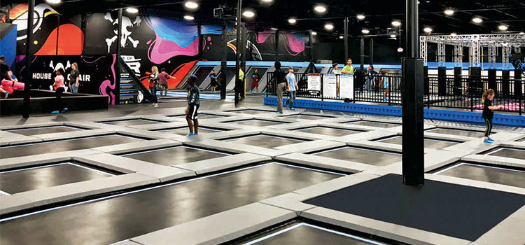 House of Air Expand to Texas