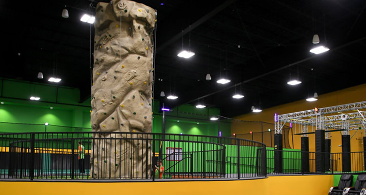 Rockin' Jump Launches In Buford