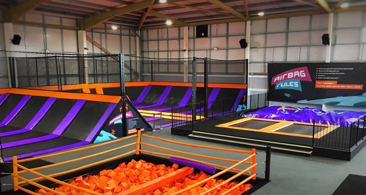 The Evolution of Trampoline Parks